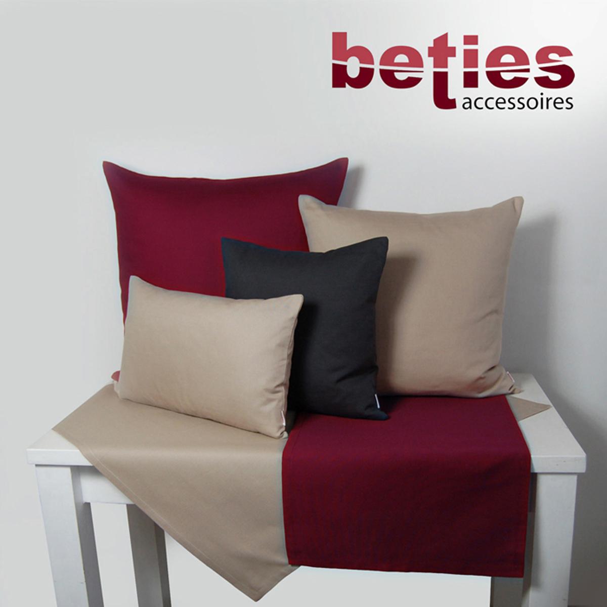 beties farbenspiel kissenh lle ca 30x50 cm 100 baumwolle. Black Bedroom Furniture Sets. Home Design Ideas