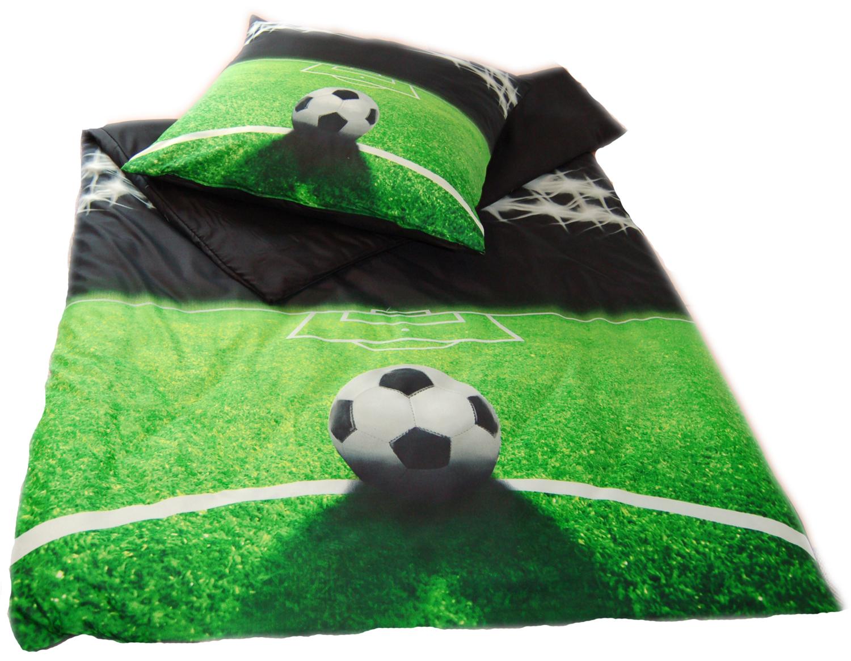 Fussball Wendebettwasche Ca 135x200 Cm